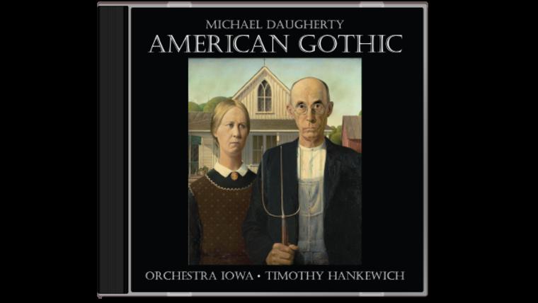 American Gothic CD Arts Iowa