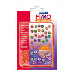 Fimo Push Moulds