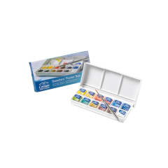 W&N Cotman Watercolour Sketchers Pocket Box of 12
