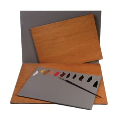 POSH Table Top Palette 30x40cm GREY