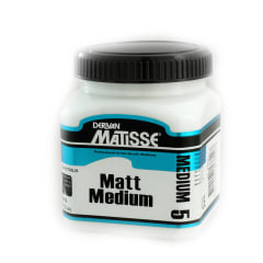 MATISSE MM5 250ML MATT MEDIUM