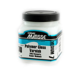 MATISSE MM7 250ML POLY GLOSS VARNISH