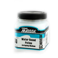 MATISSE MM20 250ML WATER BASED PATINA