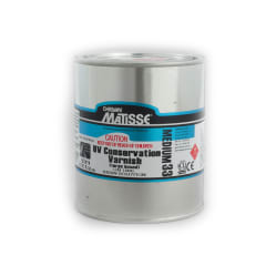 MATISSE MM33 500ML UV CONSERVATION VARNISH