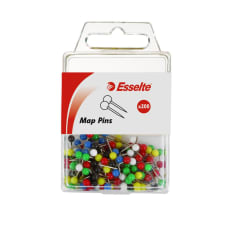 ESSELTE MAP PINS