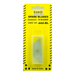 Osmer Trapezoid Blade Pkt 10 to suit UC2600 UC23801