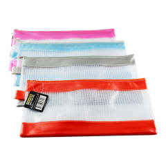 Osmer 2-Zip Polyester Pencil Cases