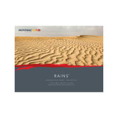 Rains Watercolour Paper DL Pack of 50