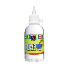 Educational Colours CLEAR CRAFT GUM 250ml