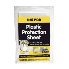 UniPro Plastic Protection Sheet