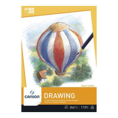 Canson Drawing Pads 110gsm