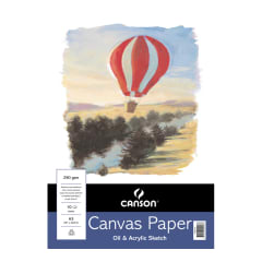 Canson Canvas Paper Pads