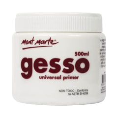 Mont Marte Gesso Tub 500ml