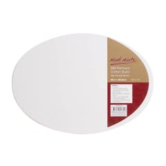 Mont Marte Oval Canvas