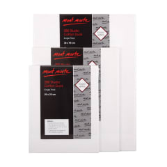 Mont Marte Studio Canvas Thin-Edge CSST