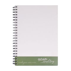 Mont Marte Visual Diary Paper Cover 120pge 110gsm A4