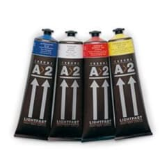 A2 Acrylic 120ml Set of 4