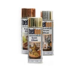 Belton Spray Paint 400ml Metallics