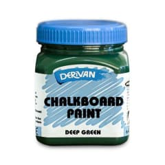 DERIVAN 250ml CHALKBOARD PAINT GREEN (classic)_