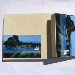 Elements of Art Wooden Painting Panels