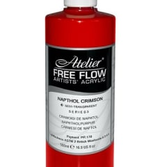 Atelier Free Flow Artists Acrylics 500ml