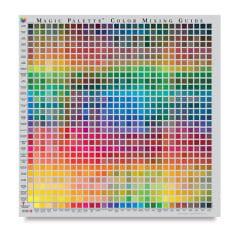 Magic Palette Colour Mixing Guide Personal Size