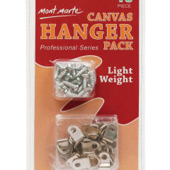 Mont Marte Canvas Hanger Pack Small 20pce