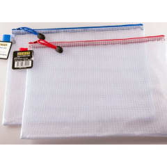 Osmer Clear Mesh Pencil Cases