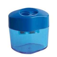 Faber-Castell Double Hole Wave Sharpener