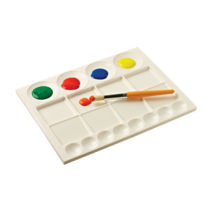 Educational Colours PALETTE TRAY 20 wells