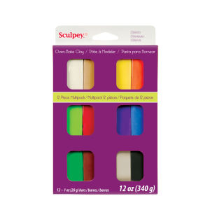 SCULPEY III CLASSIC MULTI PACK 12 X 1oz