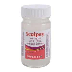SCULPEY GLAZE SATIN