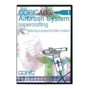 Copic DVD Airbrush System 1 Papercrafting_