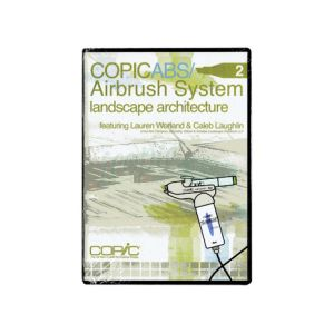 Copic DVD Airbrush System 2 Landscape Architecture_