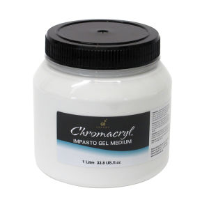 Chromacryl Impasto Gel Medium