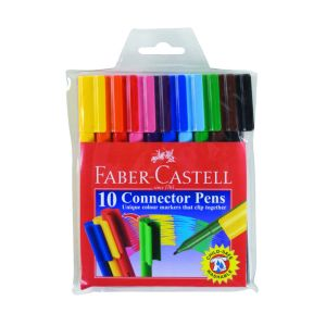 Faber-Castell Connector Colouring Pens