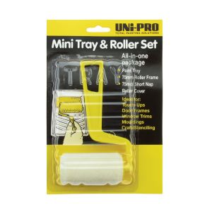 UniPro Mini Tray & Roller Set 75mm
