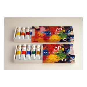 ART PRISM OIL Set of 6 x 40ml ASSORTED