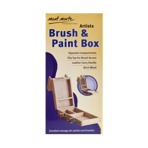 Mont Marte Small Brush/Paint Box