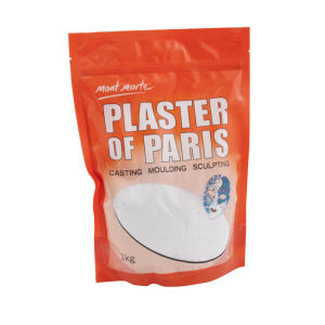 Mont Marte Plaster of Paris 1kg