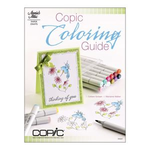 Copic Colouring Guides