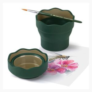 Faber-Castell Water Cup Clic & Go - Foldable