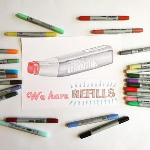 Copic Various Ink Refills