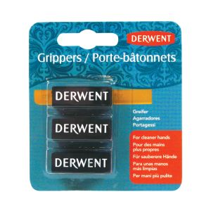 Derwent Grippers set of 3_