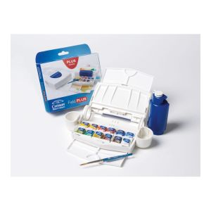 W&N Cotman Watercolour Field Plus Set