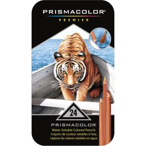 Prismacolor Watercolour Pencil set of 24