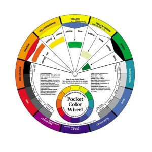 ARTIST Mini COLOUR WHEEL 13cm