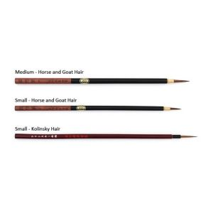 ZIG Menso Brush - Small Horse and Goat Hair