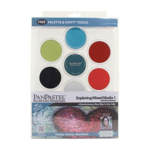 PANPASTEL STARTER SET - MIXED MEDIA 1