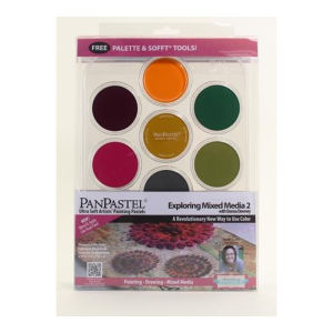 PANPASTEL STARTER SET - MIXED MEDIA 2